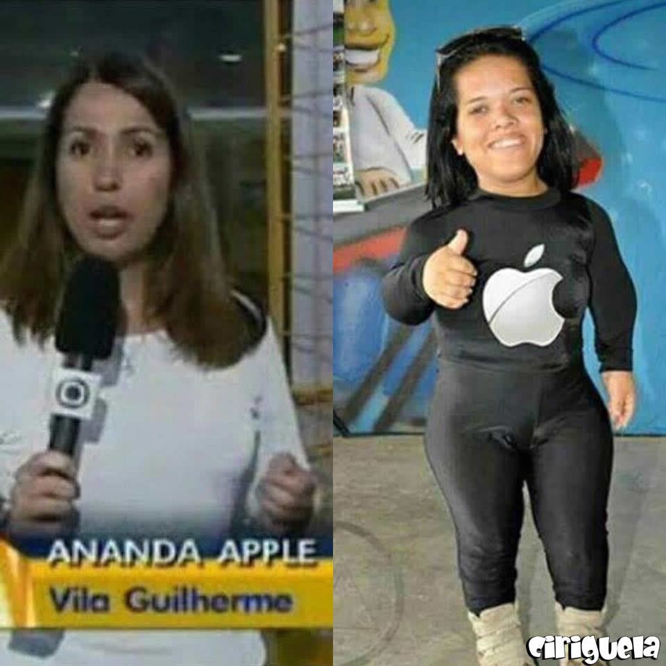 ananda apple